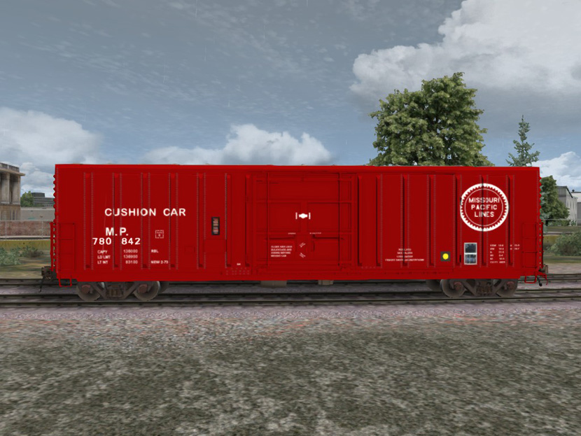 MP PCF 51ft Boxcar