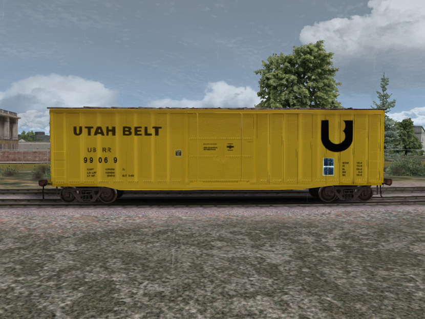 UBelt 50ft PCF Box