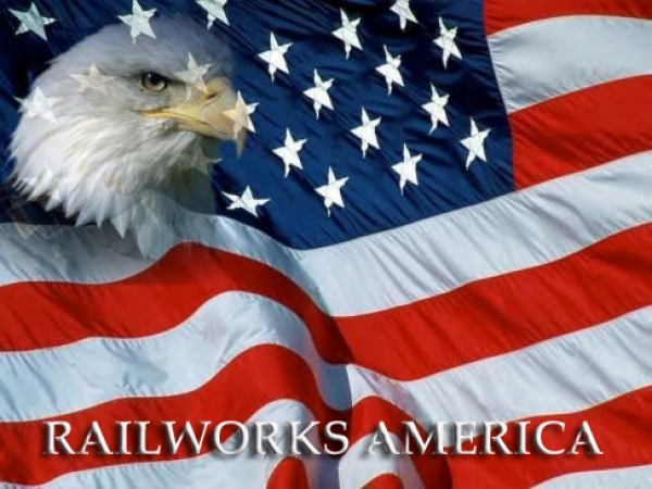 Railworks America gets a face lift!