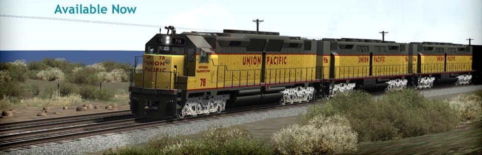 DTG's Union Pacific Electro-Motive GP35