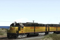 Union Pacific DD35